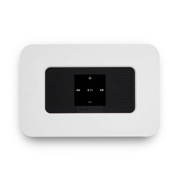Bluesound Node 2i weiß HD Streaming Player