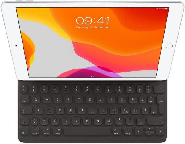 Apple Smart Keyboard für iPad (7th Gen) und iPad Air (3rd Gen) DE
