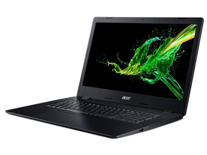 Acer Aspire 3 A317-32-P3FU Notebook Schwarz 43,9 cm (17.3 Zoll) 1920 x 1080 Pixel Intel® Pentium® Silver 8 GB DDR4-SDRAM 512 GB SSD Wi-Fi 5 (802.11ac) Windows 10 Home