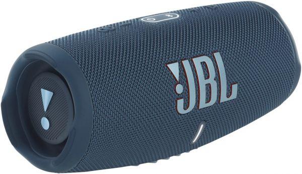 JBL Charge 5 Bluetooth-Lautsprecher blau