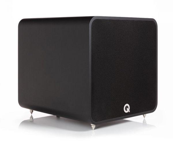 Q Acoustics B12 Subwoofer (QA8700) Schwarz