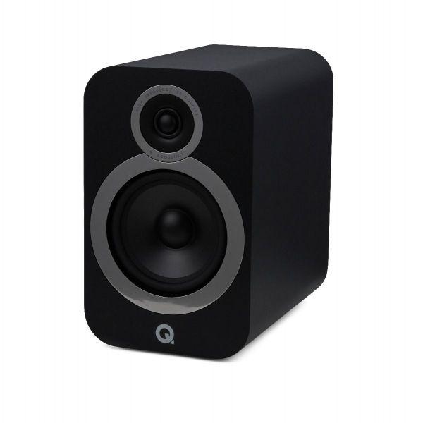 Q Acoustics 3030i (QA3536) Schwarz - Paarpreis