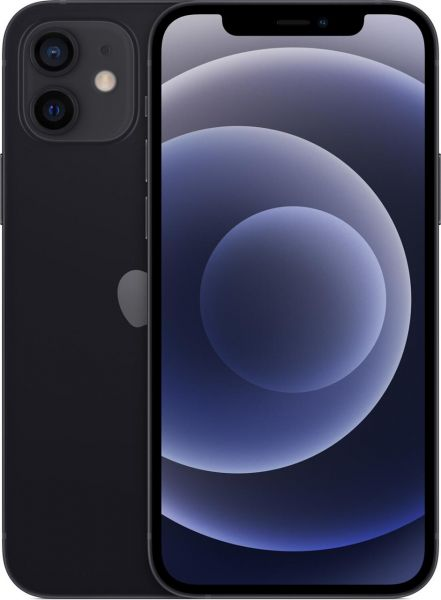 Apple iPhone 12 64GB, schwarz