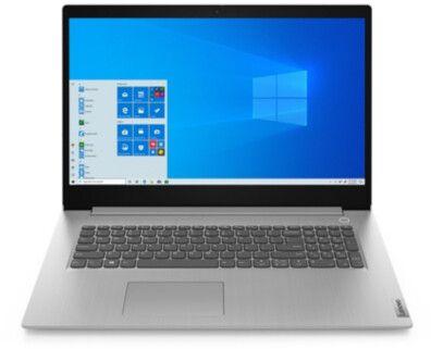 Lenovo IdeaPad 3 17ADA05 Platinum-Grau