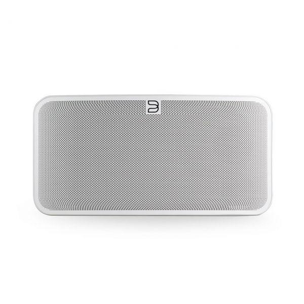 Bluesound Pulse Mini 2i weiß All-in-One HD Music Player