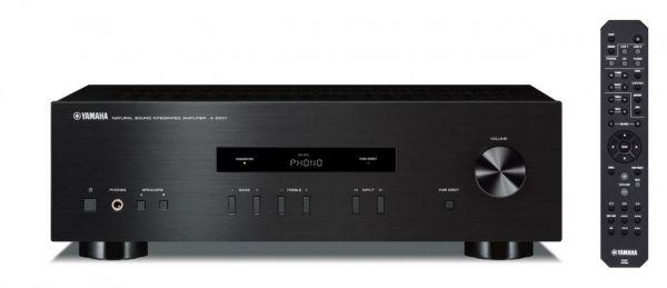 Yamaha A-S201 schwarz