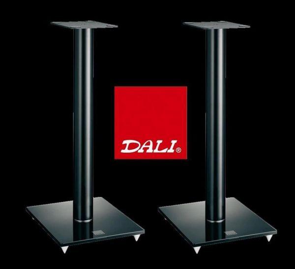 Dali Connect E-600 Bodenständer schwarz, Paarpreis!