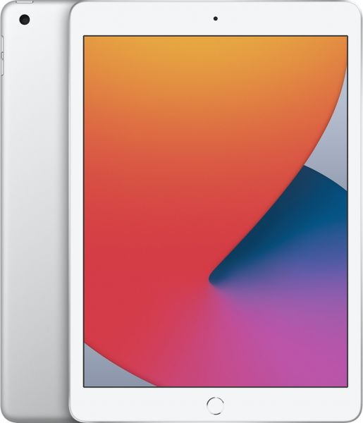 """Apple iPad 10.2"""" Wi-Fi 32GB 8.Gen. Silber"""