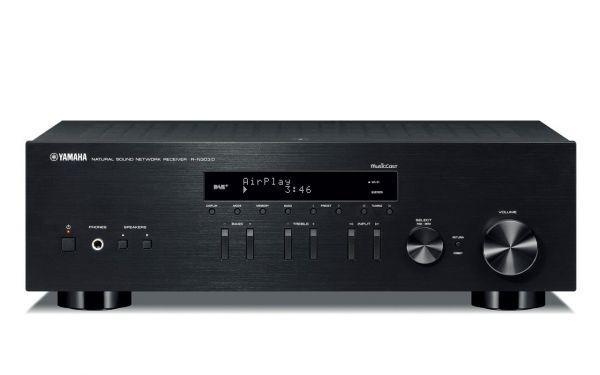 Yamaha R-N303D DAB+ schwarz