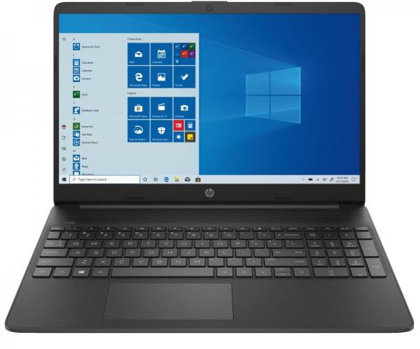 HP 15s-eq1658ng Notebook Schwarz 39,6 cm (15.6 Zoll) 1920 x 1080 Pixel AMD Ryzen 5 8 GB DDR4-SDRAM 1000 GB SSD Wi-Fi 5 (802.11ac) Windows 10 Home