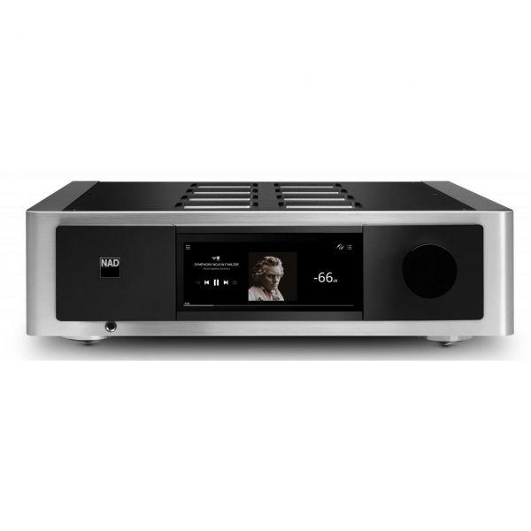 NAD Masters M33 HighEnd Digital Stereo Vollverstärker mit Streaming