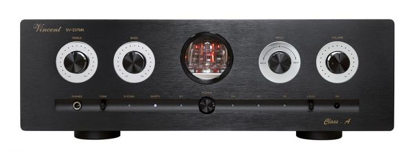 Vincent SV-237MK schwarz, Class-A Stereo Hybrid Vollverstärker