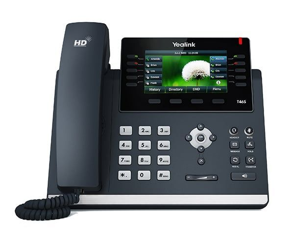 Yealink IP Telefon SIP-T46S