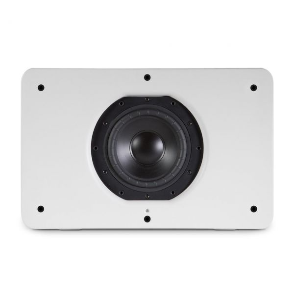 Bluesound Pulse Sub weiß Drahtloser Subwoofer (optional zur Pulse Soundbar)