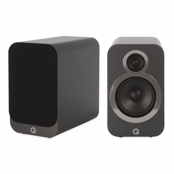 Q Acoustics 3020i (QA3520) Grafit - Paarpreis