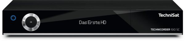TechniSat TECHNICORDER ISIO SC schwarz