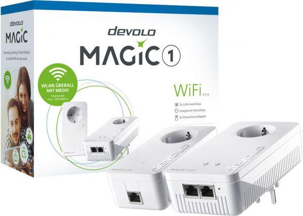 Devolo Magic 1 1200+ WiFi Starter Kit