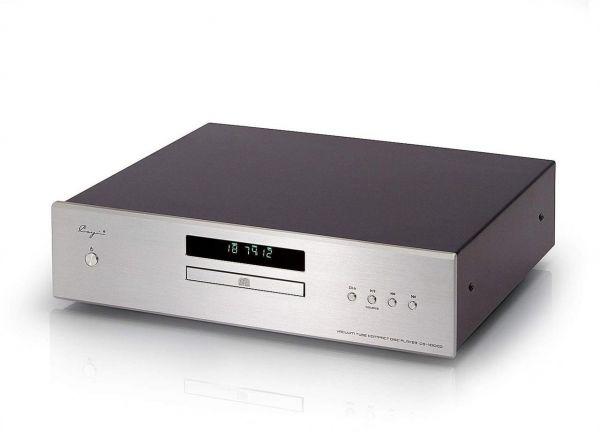 Cayin CS-100CD CD-Player/DA-Wandler, massive Alu-Frontblende silber