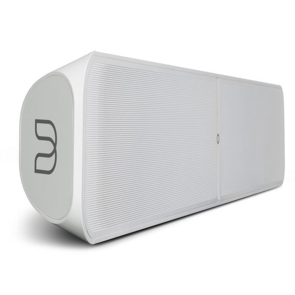 Bluesound PulseSoundbar 2i weiß BluOS Stereo Soundbar mit 120 Watt