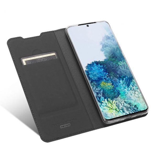 Nevox 1770 Vario Series Samsung Galaxy S20 Plus Booktasche, basaltgrau