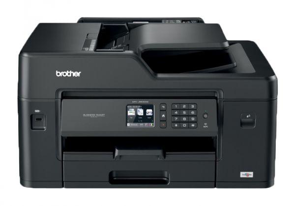 Brother MFC-J6530DW Multifunktionsgerät Tintenstrahl 1200 x 4800 DPI 35 Seiten pro Minute A3 WLAN