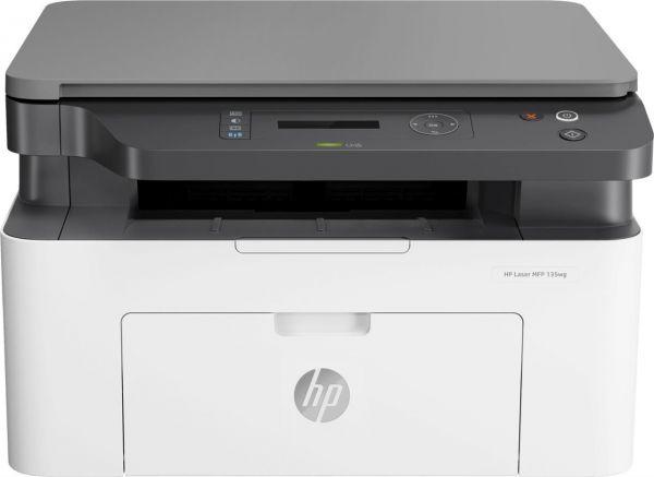 HP Laser 135wg Laser Multifunktionsdrucker (Laserdrucker, Kopierer, Scanner, WLAN)