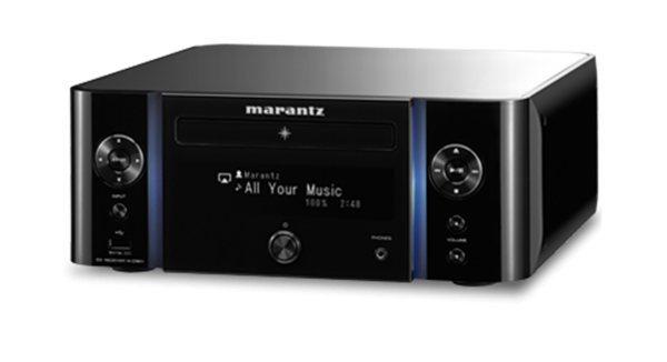 Marantz M-CR611 Melody Media, schwarz