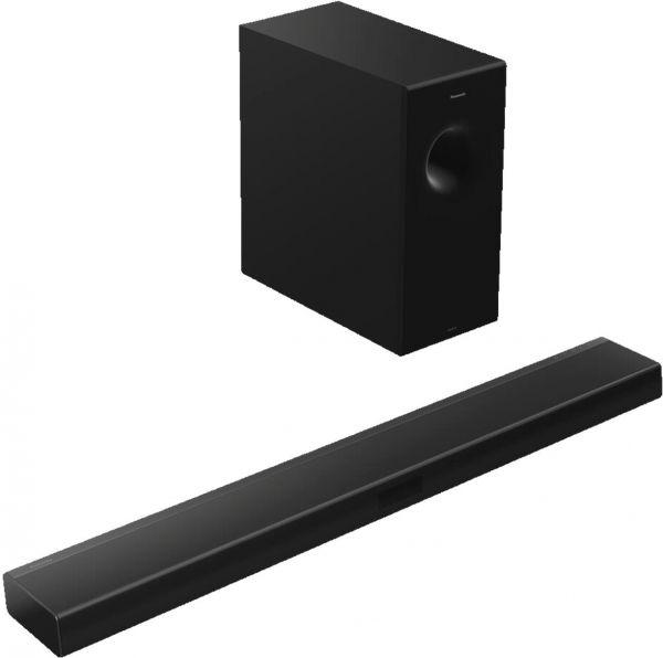 Panasonic SC-HTB600EGK 2.1 Dolby Atmos Soundbar, BT, DTS