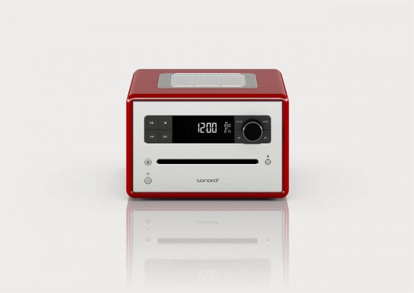 Sonoro CD2, rot