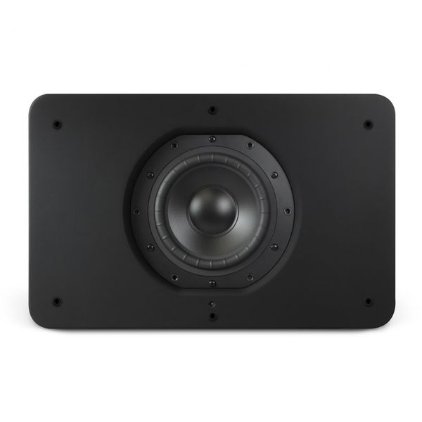 Bluesound Pulse Sub schwarz Drahtloser Subwoofer (optional zur Pulse Soundbar)