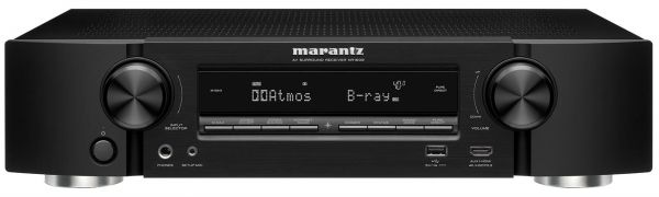 Marantz NR1609/N1B schwarz