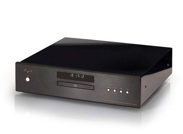 """Cayin CS-100CD CD-Player/DA-Wandler, Alu-Frontblende schwarz """"Aussteller"""""""