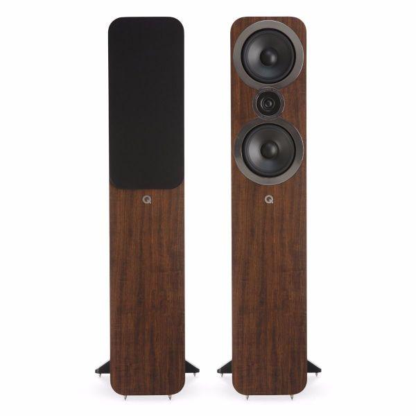 Q Acoustics 3050i (QA3552) Nussbaum - Paarpreis