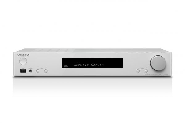 Onkyo TX-L20D-W weiss, Stereo-Receiver