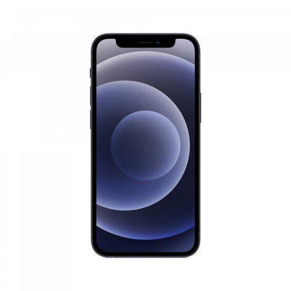 Apple iPhone 12 mini 64GB, schwarz