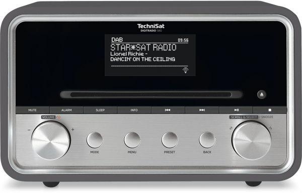 TechniSat DigitRadio 580 anthrazit