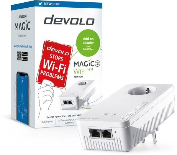 Devolo Magic 2 WiFi next Erweiterung