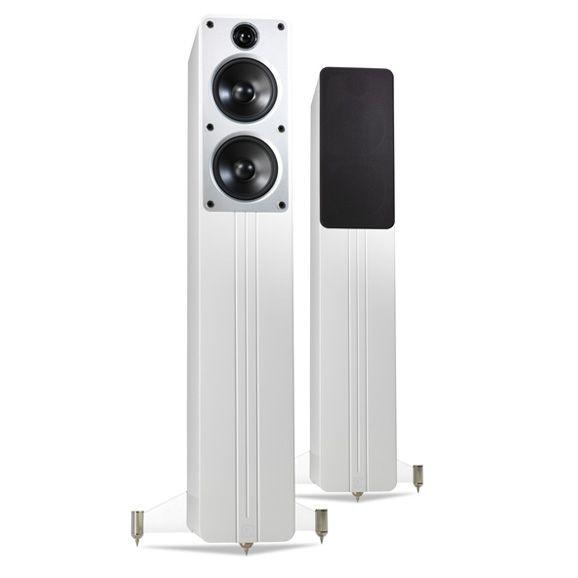 Q Acoustics CONCEPT 40 (QA2635) Weiß - STÜCKPREIS