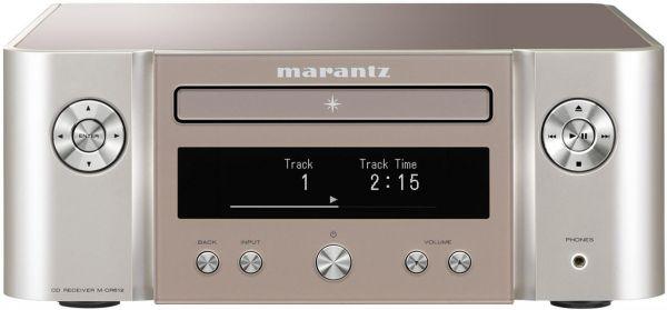 Marantz M-CR612 Melody X silbergold, Netzwerk CD-Receiver