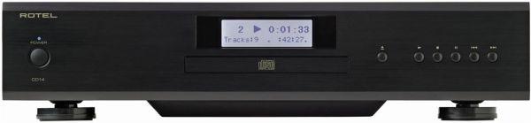 Rotel CD14 CD-Player schwarz