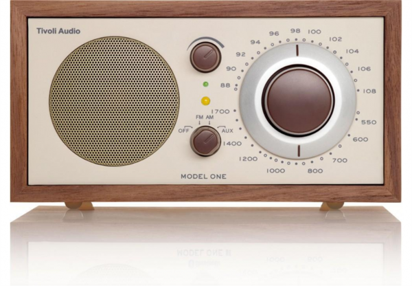 Tivoli Model One Classic Beige/Walnut