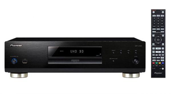 Pioneer UDP-LX500 schwarz, 4K Blu-ray-Player