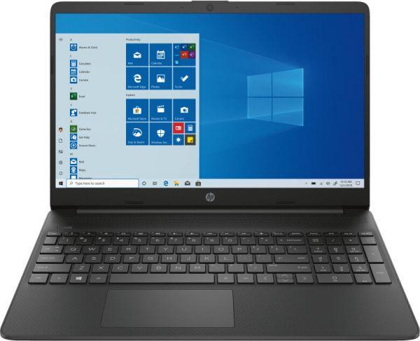 HP 15s-eq0653ng Notebook Schwarz 39,6 cm (15.6 Zoll) 1920 x 1080 Pixel AMD Ryzen 5 8 GB DDR4-SDRAM 512 GB SSD Wi-Fi 5 (802.11ac) Windows 10 Home