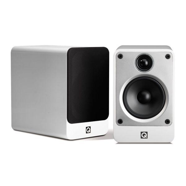 Q Acoustics Concept 20 (QA2625) Weiß - Paarpreis