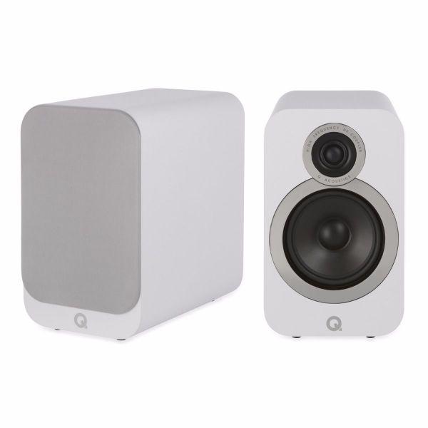 Q Acoustics 3020i (QA3528) Weiß - Paarpreis