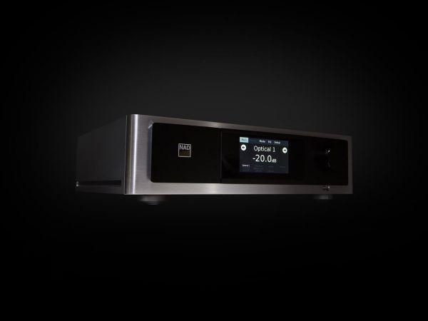 NAD Masters M12 Digital Stereo-Vorverstärker, D/A-Wandler