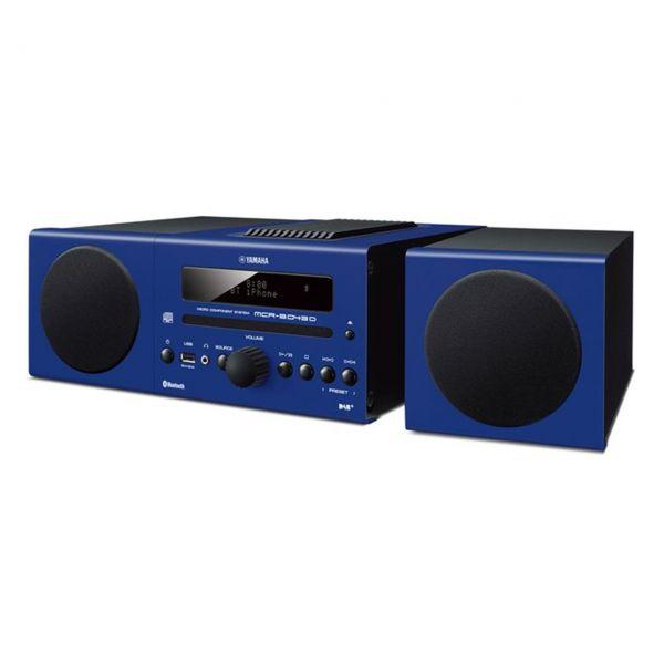 Yamaha MCR-B043 DAB+, blau