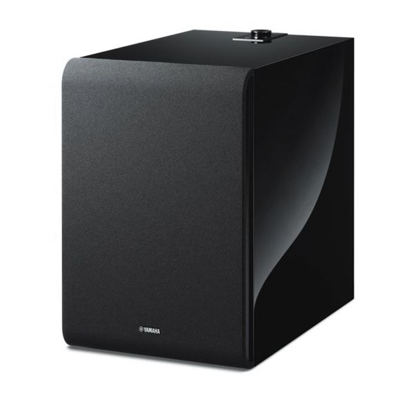 Yamaha MusicCast SUB100 Piano-Black - NS-NSW100