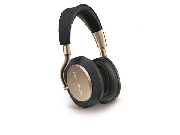 B&W PX Wireless Headphone Soft-Gold