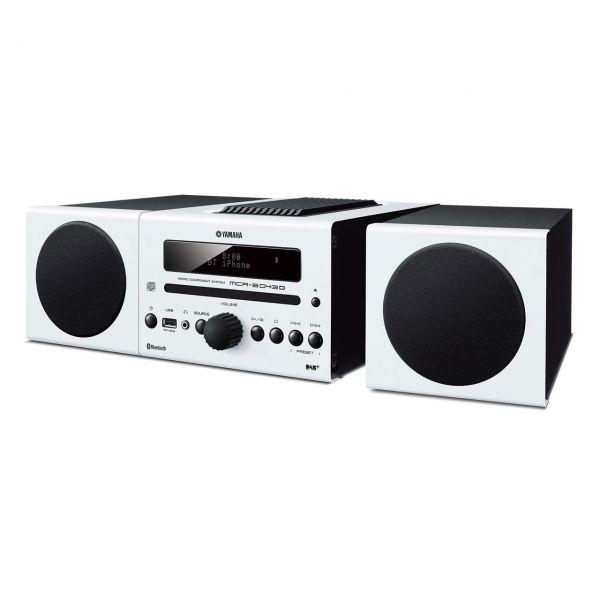 Yamaha MCR-B 043 DAB+, weiss